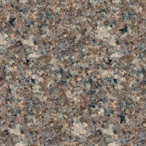 Autumn Rose Granite Color Sample
