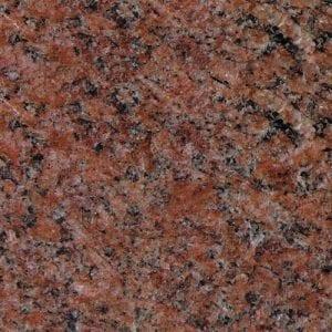 Colorado Red Granite Color Sample