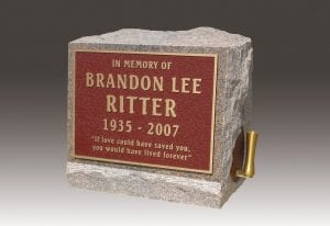 Ritter Cremation Monument
