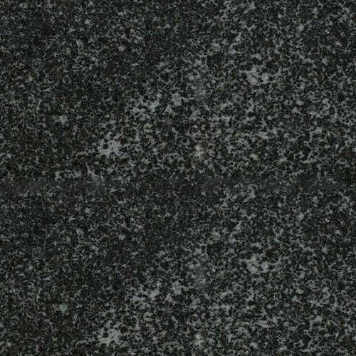 Ebony Mist Granite Color Sample