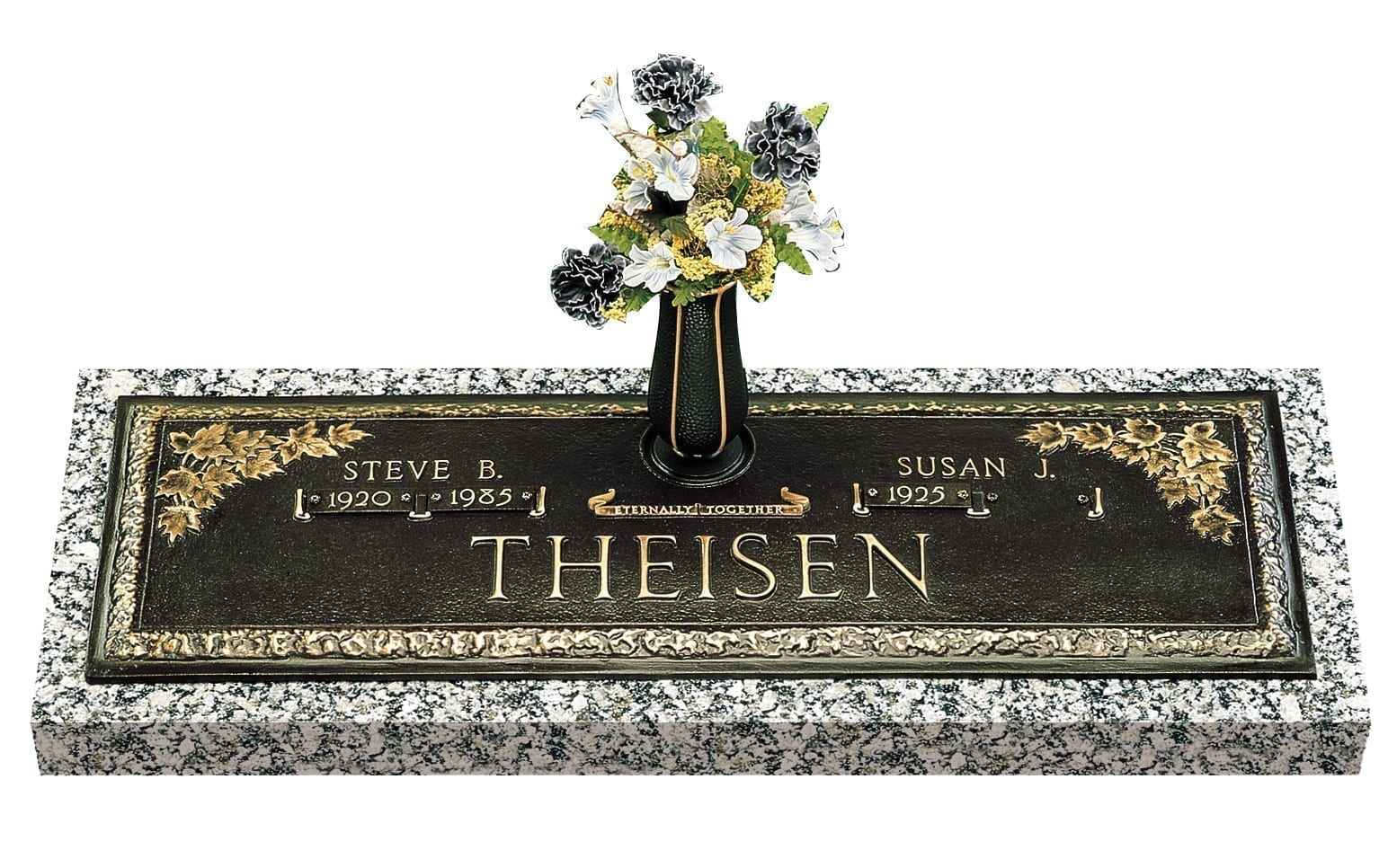 Theisen Companion Bronze Memorial