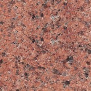 Missouri Red Granite Color Sample