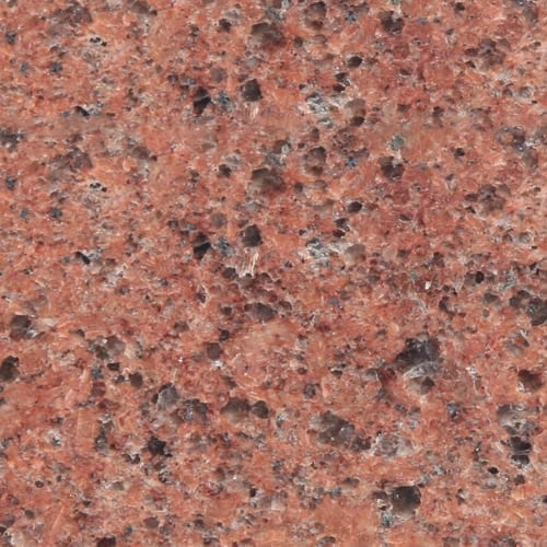 Missouri Red Granite Color Sample