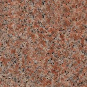 Morning Rose Granite Color Sample