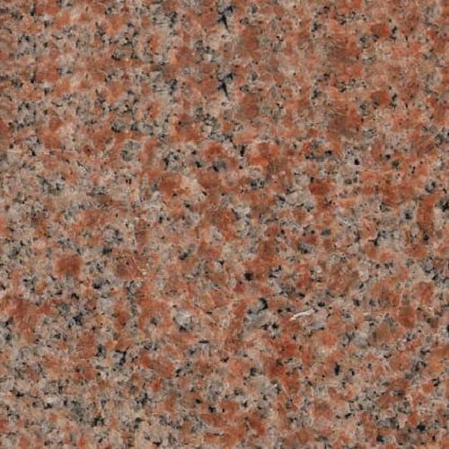 Morning Rose Granite Color Sample