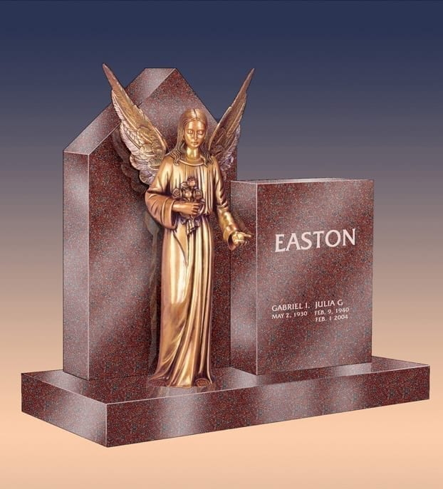 Easton Angel Custom Memorial