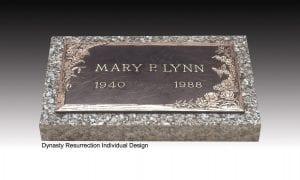 Lynn Nature Bronze Memorial