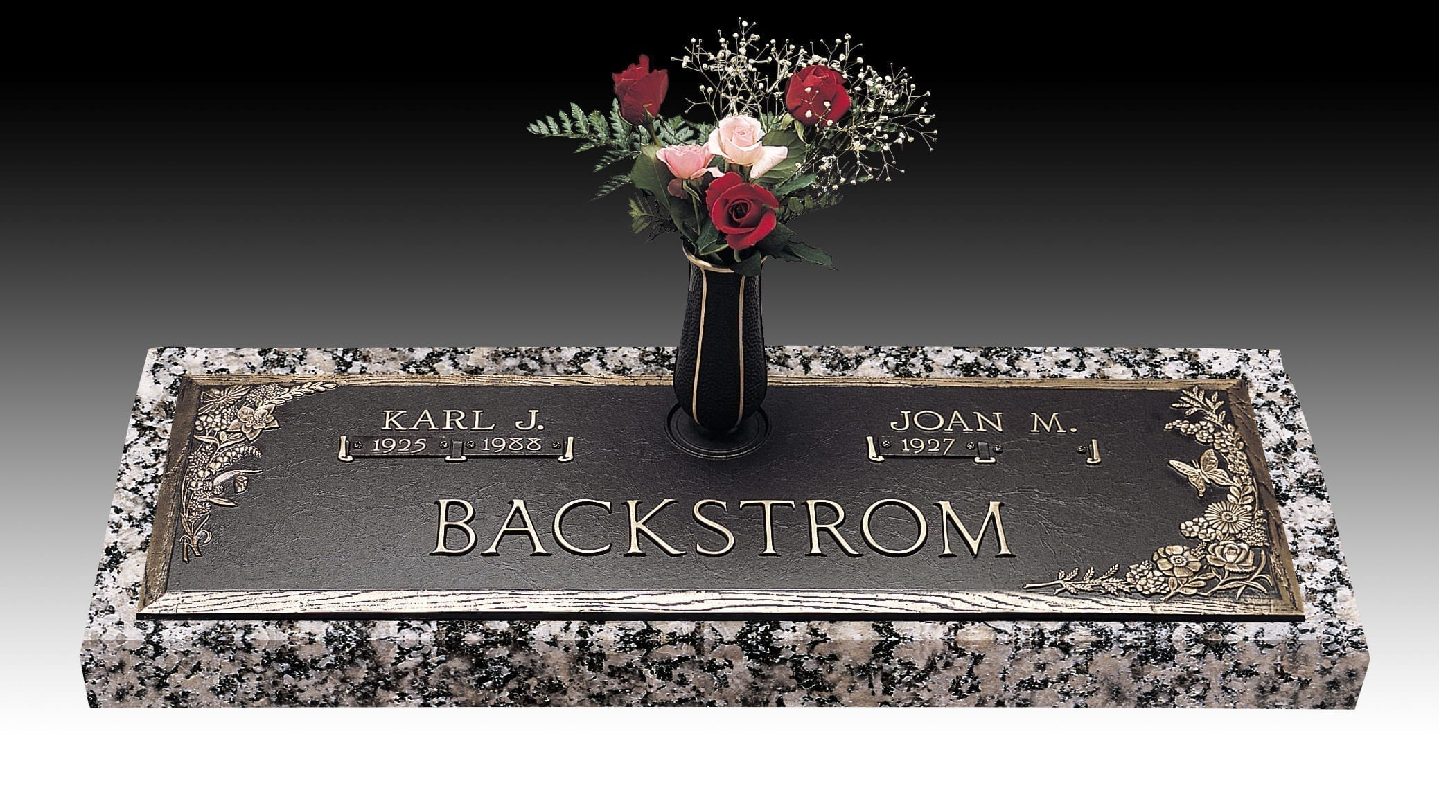 Backstrom Bronze Memorial