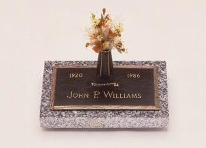 Williams Bronze Memorial