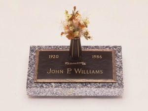Williams Bronze Memorial