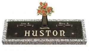 Huston Adorned Bronze Monument