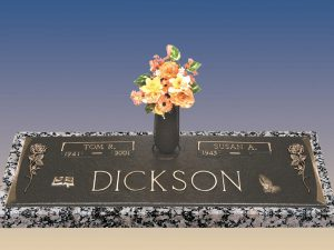 Dickson Custom Bronze Memorial
