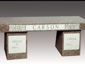 Carson Bench Memorial