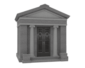 Six Person Custom Family Estate Mausoleum