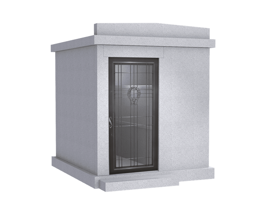Walk-in Mausoleum For Two